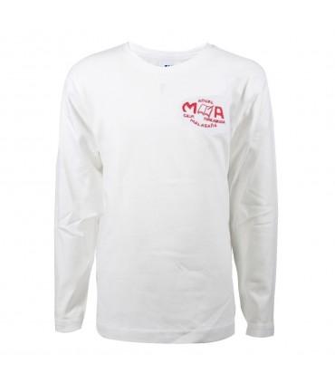 Reserva Camiseta Bordada Manga Larga Manuela Malasaña
